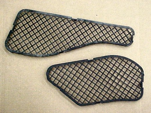 1971 - 1972 - 1973 Mustang Cowl Vent Screens