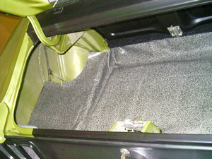 1970 Mustang Boss 302 Restoration Lime Green Page 6