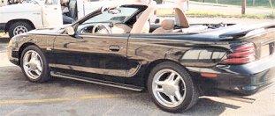 Mustang Light Bar Installation 1999 Mustang Convertible